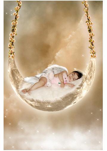 編曲 – 熟睡天使