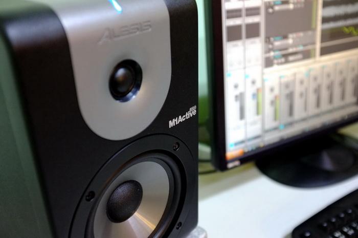 ALESIS M1 ACTIVE 520 監聽喇叭