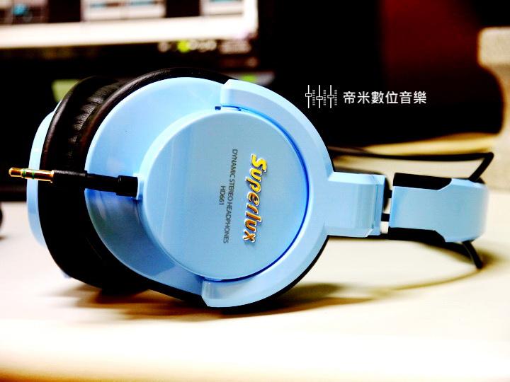 HD-661監聽耳機