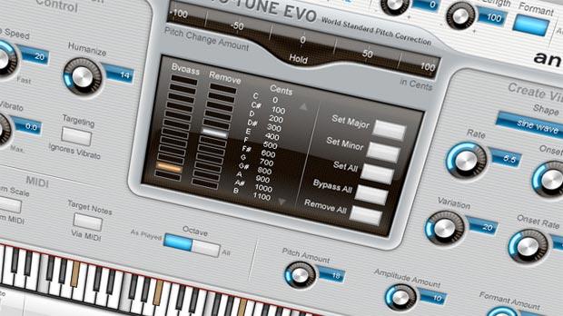 人聲電音,電音效果器,RC語音電音, Auto-Tune