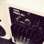 FOSTEX PM 0.4C 監聽喇叭
