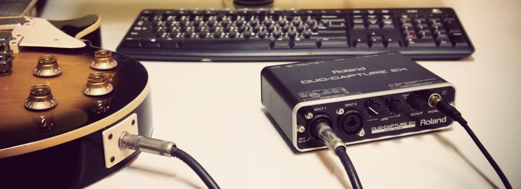 Roland UA-22 錄音介面,支援 iPad、iPhone、錄音、編曲