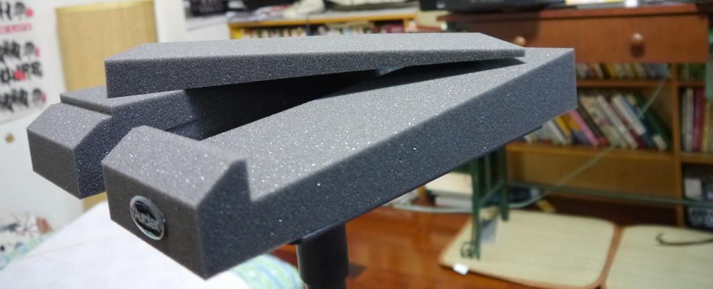 AURALEX MOPAD 喇叭避震墊,提供你精準的喇叭定位