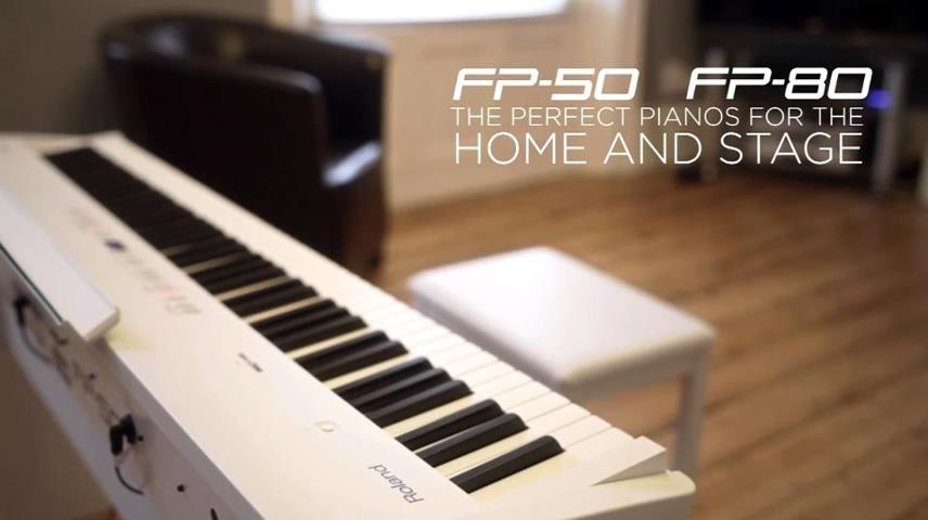 Roland FP-50 電鋼琴