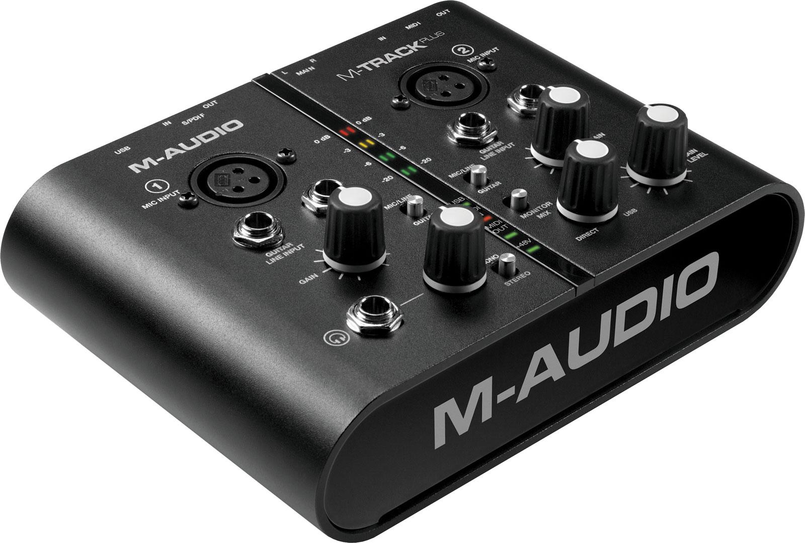M-AUDIO 真是一個坎刻的品牌