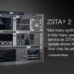 旗艦級的聲波合成器 Z3TA+ 2