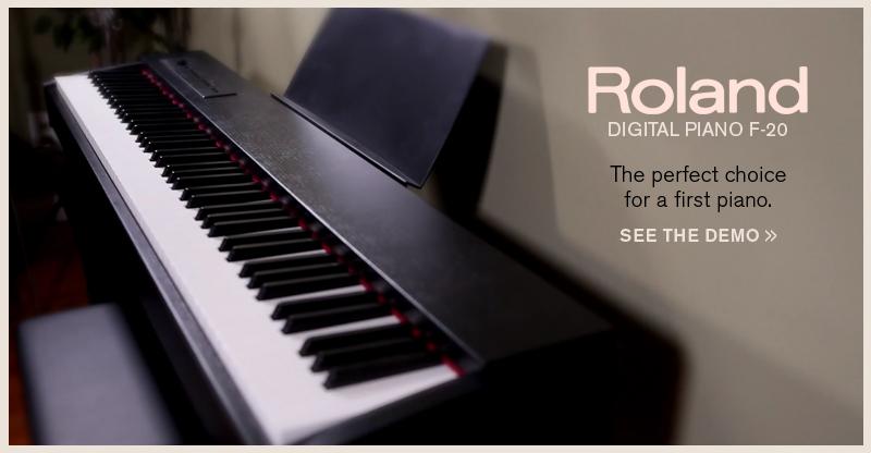 Roland F-20 電鋼琴