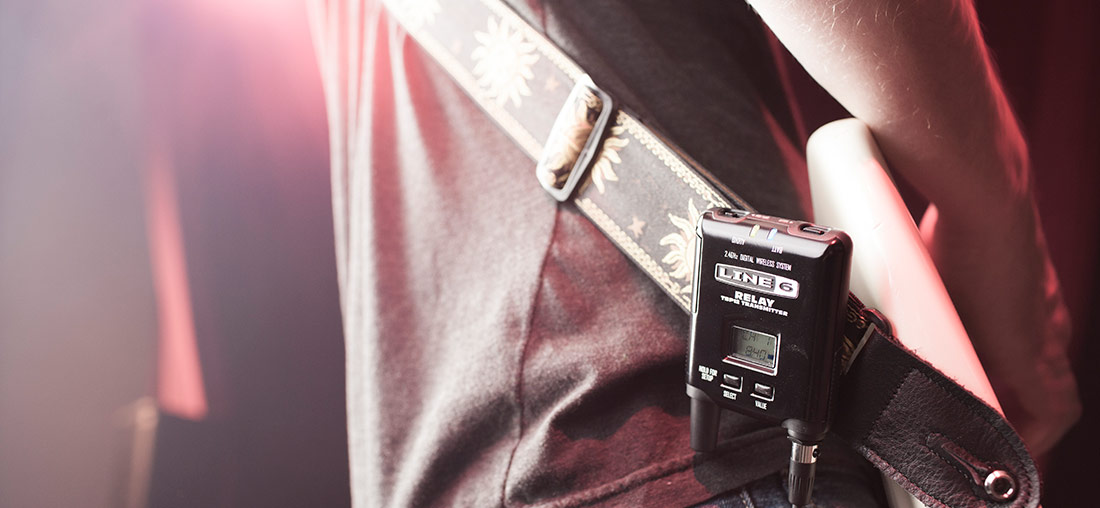 LINE6 RELAY G30 吉他、BASS 無線發射器