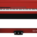 KORG LP-380 電鋼琴,紅色限量款,也有白色