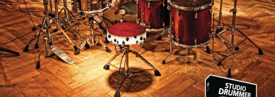 用聽的方式製作爵士鼓 / 錄音室爵士鼓音色
