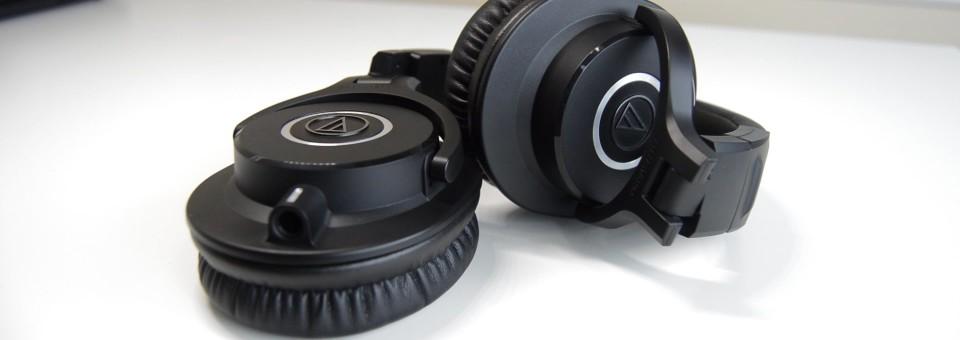 鐵三角 ATH-M40x 專業監聽耳機