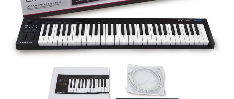 NEKTAR GX61 主控鍵盤
