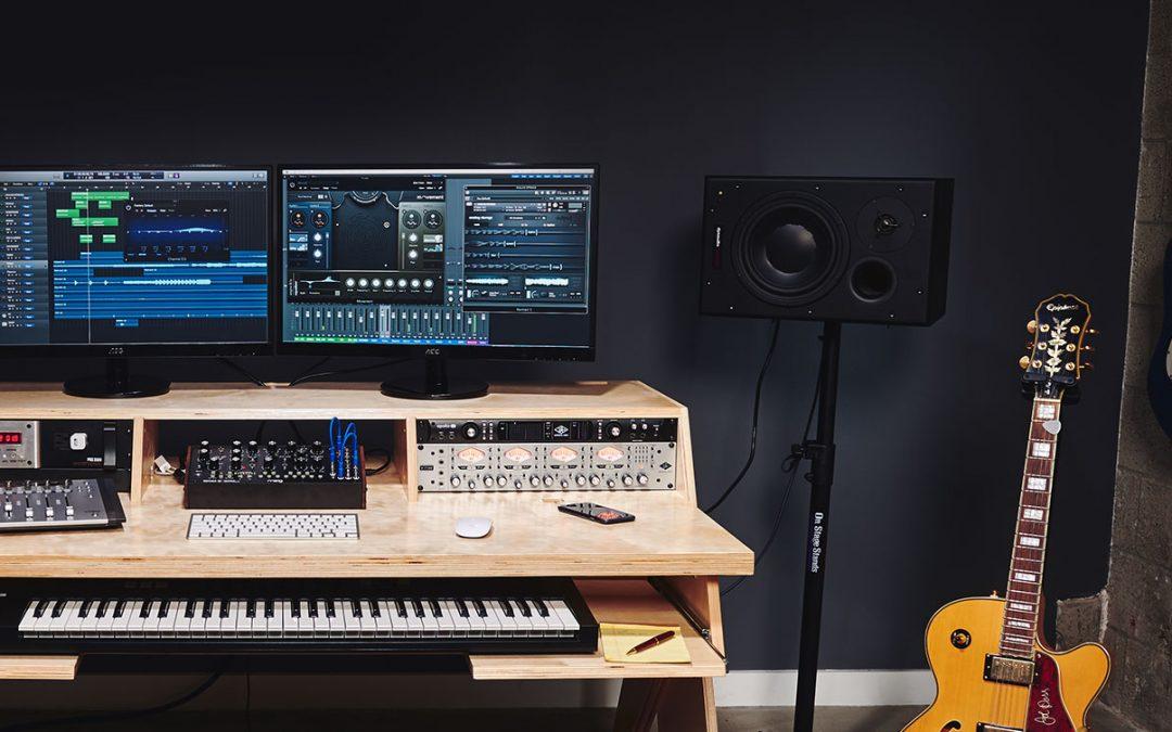 編曲工作桌、音樂工作桌