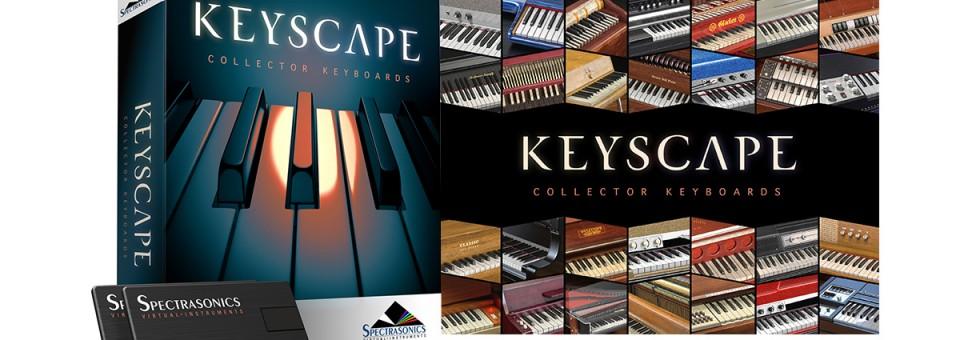 Spectrasonics Keyscape 綜合鋼琴音色庫