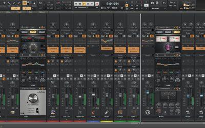 SONAR Platinum 編曲錄音軟體