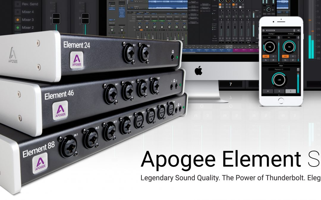 APOGEE Element 24 錄音介面