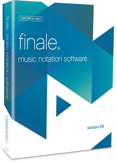 Finale 教育版   專業樂譜製作軟體