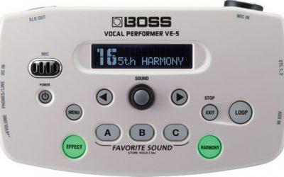 薩克斯風專用的效果器 VE-5,調出宛如專輯的音色