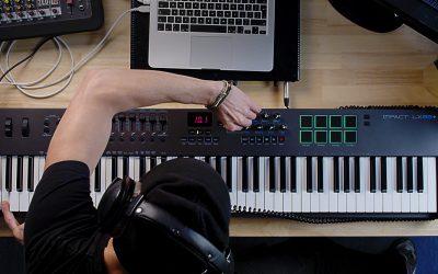 一對一,編曲錄音教學課程