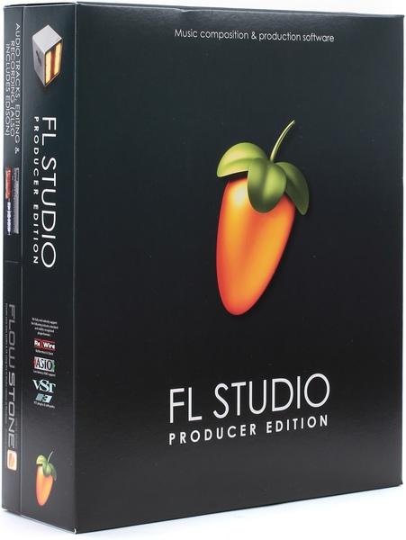 FL STUDIO 水果音樂製作軟體