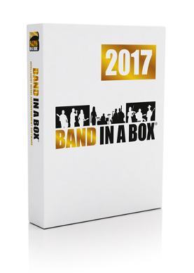 Band in a Box 全自動編曲軟體 / 自動演奏樂隊