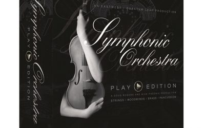 EastWest  Symphonic Orchestra Gold / Silver Edition 交響樂團音源套組 / 金版 / 銀版