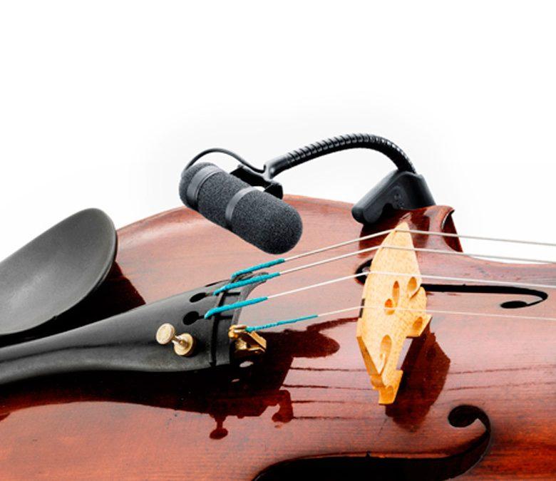 DPA 4099 樂器專用麥克風,小提琴專用麥克風