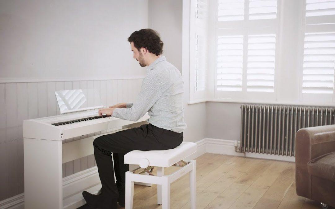 Roland FP-60 藍芽智慧電鋼琴,錄音編曲演奏,贈送琴椅、琴架
