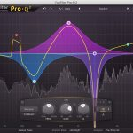 Fabfilter- Pro Q2 Equalizer 等化效果器,人生要有好 EQ,做音樂更要有好 EQ