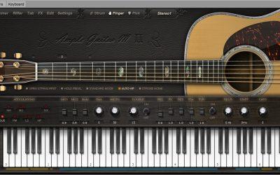 Ample Sound 木吉他   電吉他音色庫