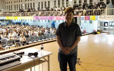 台中科技大學-行動錄音室專題演講