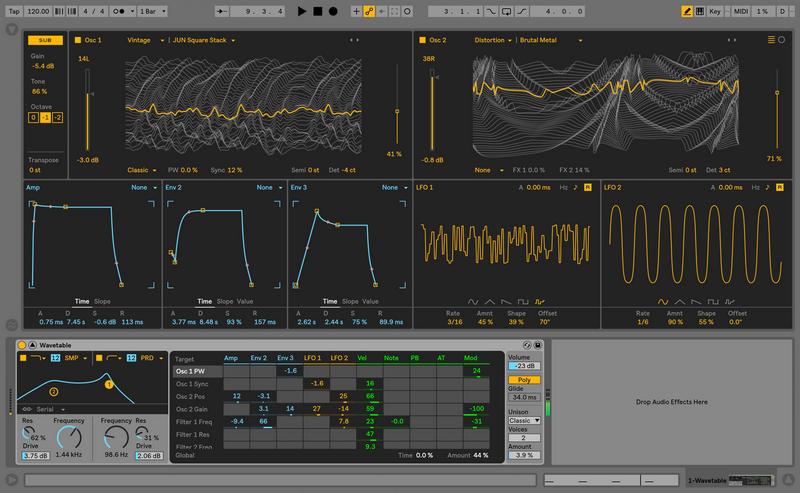 Ableton Live 10 音樂製作軟體