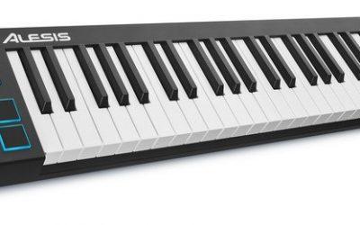 ALESIS V61 主控鍵盤,簡約俐落的經典鍵盤