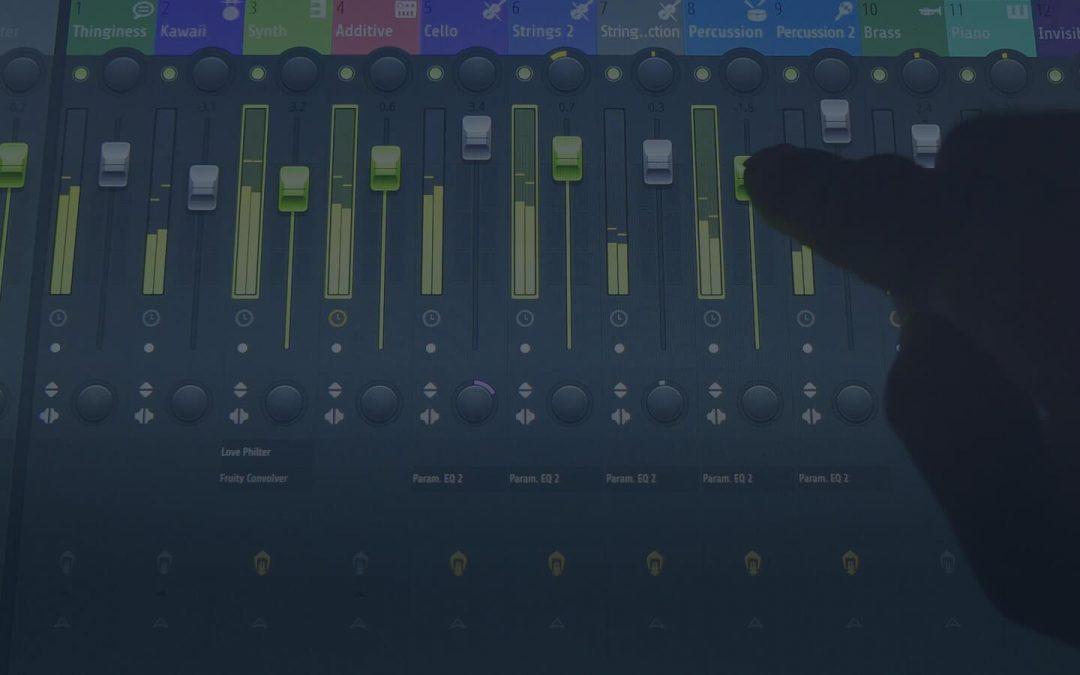 FL Studio – 六週18小時EDM菁英集訓班