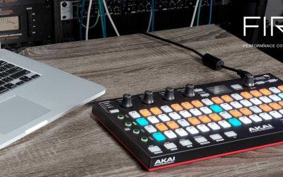Akai Fire FL Studio 專用控制器