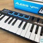 ALESIS V Mini 主控鍵盤,外出創作必備利器