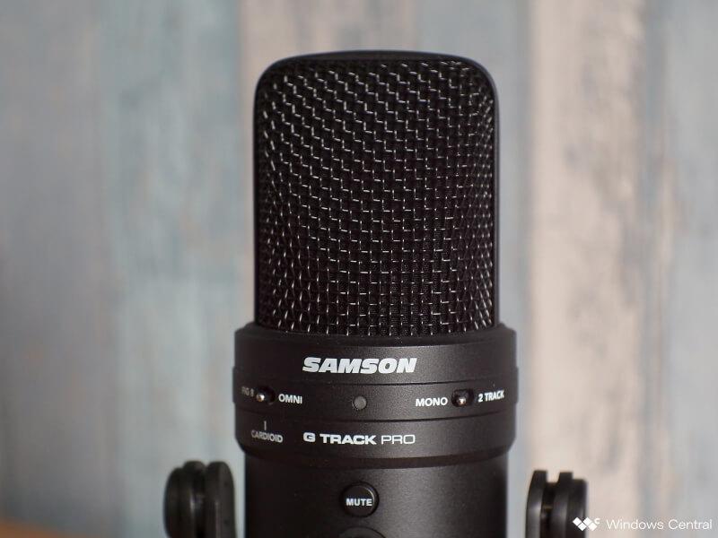 Samson G-Track Pro USB 電容式麥克風